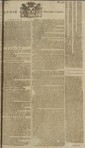 Leydse Courant 1772-10-05