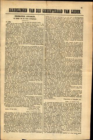 Handelingen van de Raad 1872-07-19