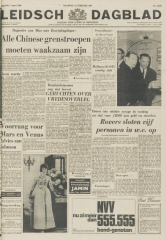 Leidsch Dagblad 1967-02-13
