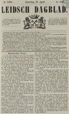 Leidsch Dagblad 1866-04-21