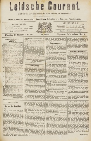 Leydse Courant 1889-05-29