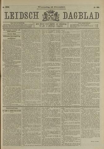 Leidsch Dagblad 1911-12-13
