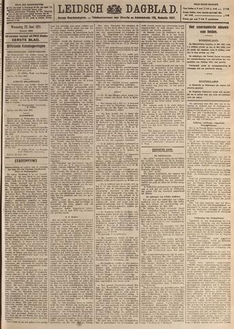 Leidsch Dagblad 1921-06-22