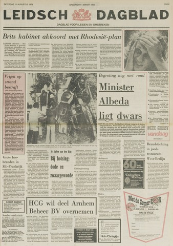 Leidsch Dagblad 1979-08-11