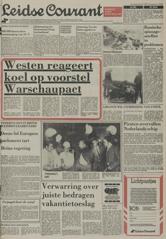 Leidse Courant 1983-01-06