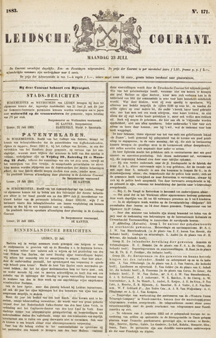 Leydse Courant 1883-07-23
