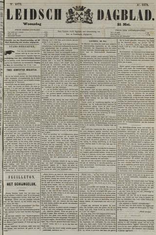 Leidsch Dagblad 1873-05-21