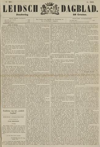 Leidsch Dagblad 1869-10-28