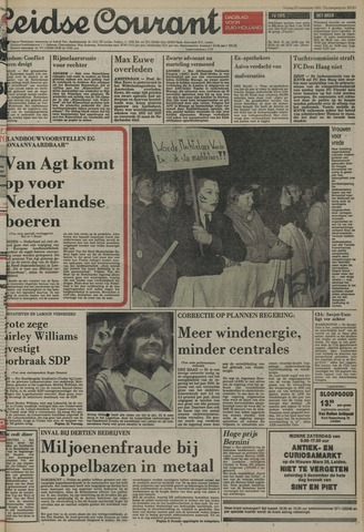 Leidse Courant 1981-11-27