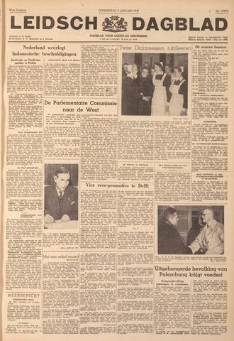 Leidsch Dagblad 1947-01-09