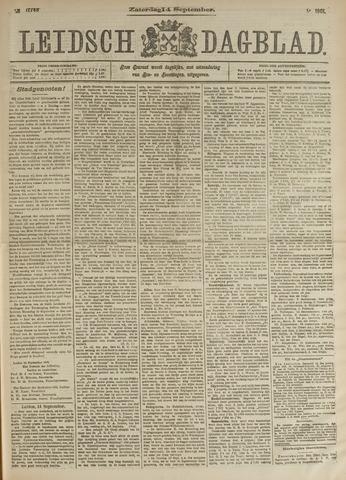 Leidsch Dagblad 1901-09-14