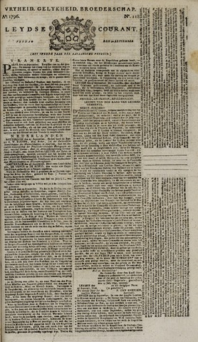 Leydse Courant 1796-09-30
