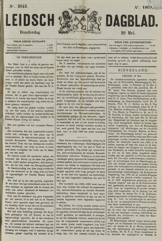 Leidsch Dagblad 1869-05-20