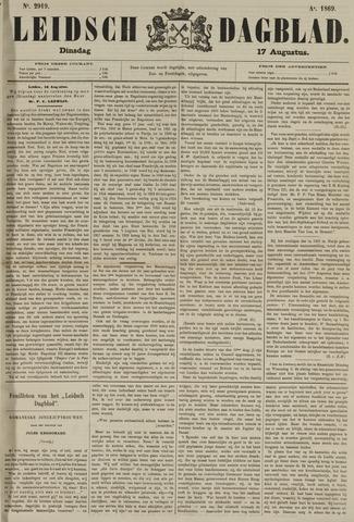 Leidsch Dagblad 1869-08-17