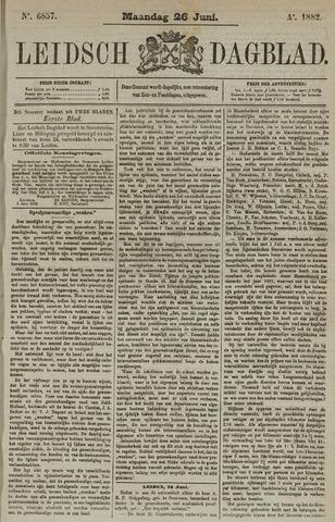 Leidsch Dagblad 1882-06-26
