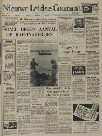 Nieuwe Leidsche Courant 1967-10-25