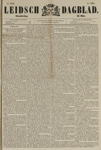 Leidsch Dagblad 1870-05-12