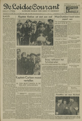 Leidse Courant 1952-01-12