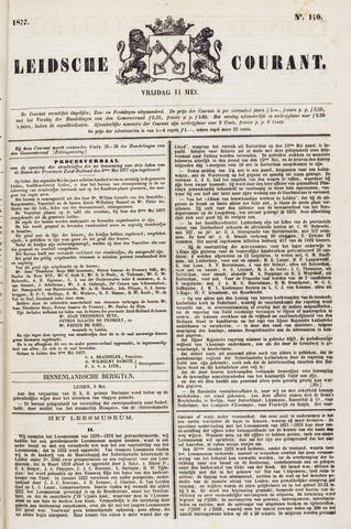 Leydse Courant 1877-05-11