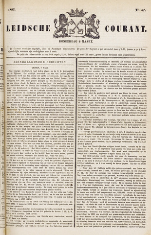 Leydse Courant 1883-03-08