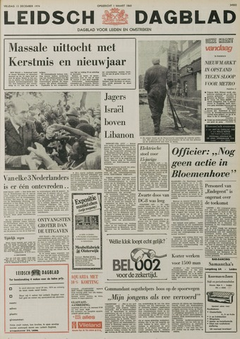 Leidsch Dagblad 1974-12-13