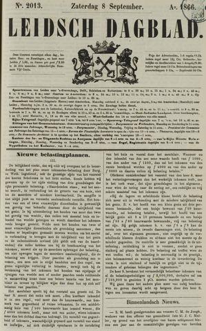 Leidsch Dagblad 1866-09-08