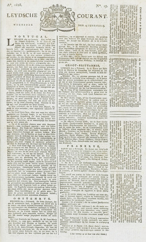 Leydse Courant 1828-02-13