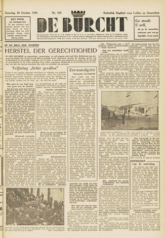 De Burcht 1945-10-20