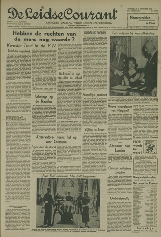Leidse Courant 1959-10-21