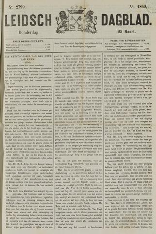 Leidsch Dagblad 1869-03-25