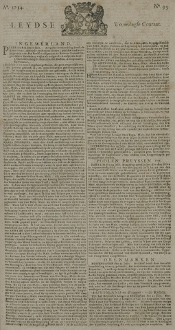 Leydse Courant 1734-08-04