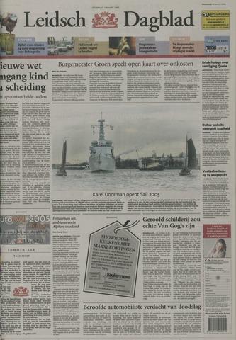 Leidsch Dagblad 2005-01-20