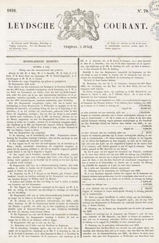 Leydse Courant 1852-07-02