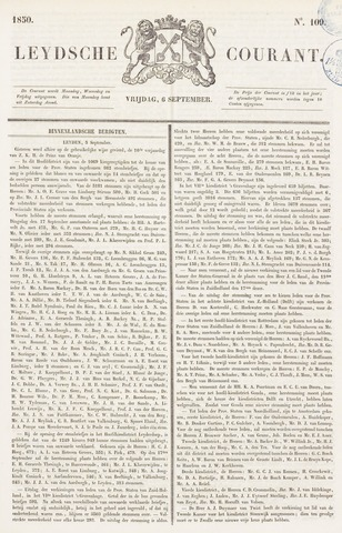 Leydse Courant 1850-09-06