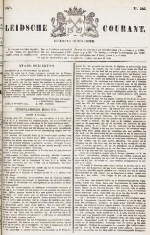Leydse Courant 1877-11-10