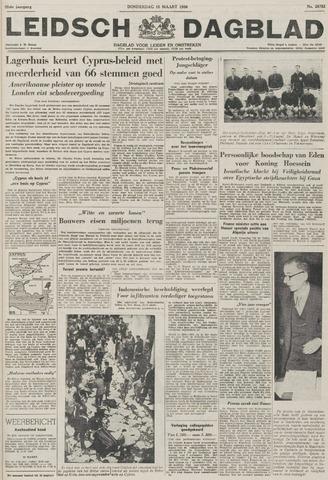 Leidsch Dagblad 1956-03-15