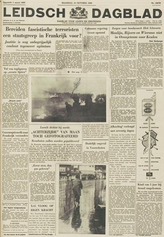Leidsch Dagblad 1959-10-19