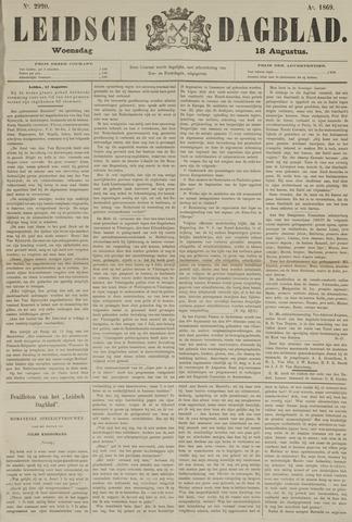 Leidsch Dagblad 1869-08-18
