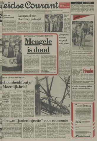Leidse Courant 1985-06-22