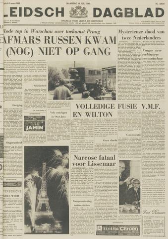 Leidsch Dagblad 1968-07-15