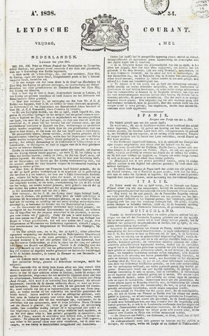 Leydse Courant 1838-05-04