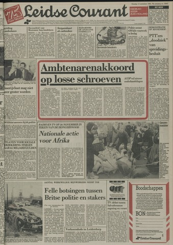 Leidse Courant 1984-11-13