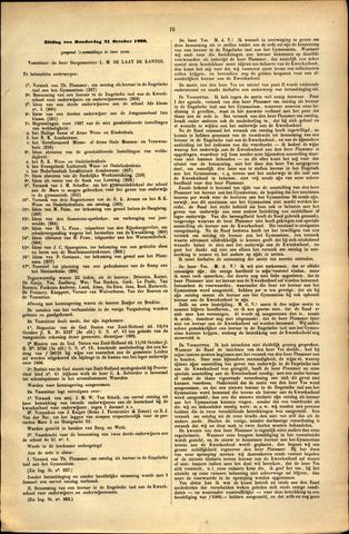 Handelingen van de Raad 1886-10-21