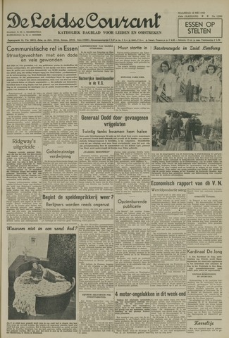 Leidse Courant 1952-05-12