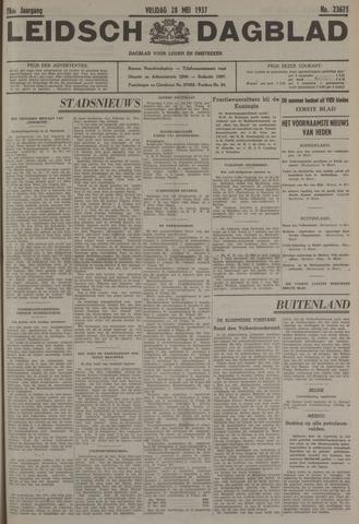 Leidsch Dagblad 1937-05-28