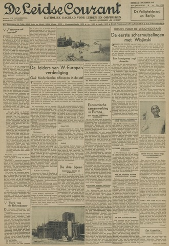 Leidse Courant 1948-10-05