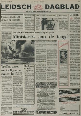 Leidsch Dagblad 1982-03-26