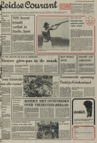 Leidse Courant 1976-07-24