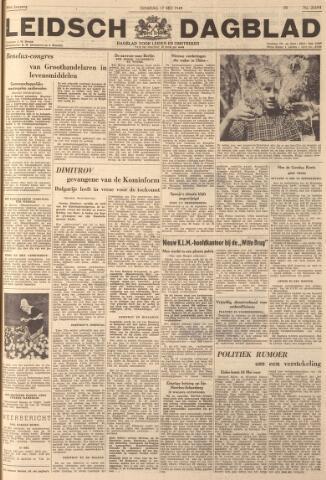 Leidsch Dagblad 1949-05-17
