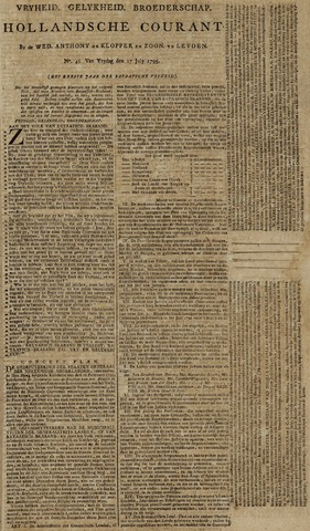 Leydse Courant 1795-07-17